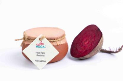 Picture of Nuga Face Pack Beetroot